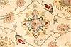 Chobi Beige Hand Knotted 1110 X 155  Area Rug 250-28577 Thumb 2