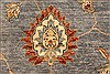 Ziegler Beige Square Hand Knotted 119 X 120  Area Rug 250-28588 Thumb 12