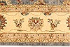 Ziegler Beige Square Hand Knotted 119 X 120  Area Rug 250-28588 Thumb 3