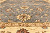Ziegler Beige Square Hand Knotted 119 X 120  Area Rug 250-28588 Thumb 4