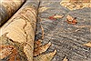 Ziegler Beige Square Hand Knotted 119 X 120  Area Rug 250-28588 Thumb 7