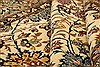 Tabriz Beige Hand Knotted 62 X 90  Area Rug 253-28589 Thumb 2
