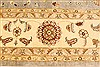 Ziegler Beige Hand Knotted 121 X 154  Area Rug 250-28596 Thumb 3