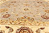 Ziegler Beige Hand Knotted 121 X 154  Area Rug 250-28596 Thumb 4