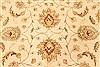 Ziegler Beige Hand Knotted 120 X 153  Area Rug 250-28598 Thumb 2
