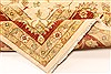 Ziegler Beige Hand Knotted 120 X 153  Area Rug 250-28598 Thumb 6