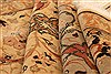 Tabriz Beige Hand Knotted 68 X 93  Area Rug 100-28601 Thumb 2