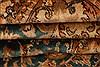 Tabriz Orange Hand Knotted 511 X 811  Area Rug 253-28602 Thumb 3