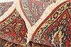 Tabriz Red Hand Knotted 61 X 810  Area Rug 100-28604 Thumb 3