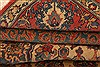 Tabriz Red Hand Knotted 61 X 810  Area Rug 100-28604 Thumb 4