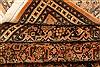 Tabriz Orange Hand Knotted 67 X 96  Area Rug 100-28615 Thumb 4