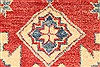 Kazak Red Hand Knotted 35 X 53  Area Rug 250-28623 Thumb 10