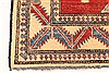 Kazak Red Hand Knotted 35 X 53  Area Rug 250-28623 Thumb 1