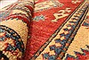Kazak Red Hand Knotted 35 X 53  Area Rug 250-28623 Thumb 7