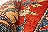 Kazak Orange Hand Knotted 39 X 59  Area Rug 250-28624 Thumb 7