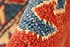 Kazak Orange Hand Knotted 39 X 59  Area Rug 250-28624 Thumb 8