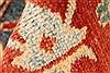 Kazak Orange Hand Knotted 39 X 59  Area Rug 250-28624 Thumb 9