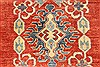 Kazak Orange Hand Knotted 38 X 53  Area Rug 250-28625 Thumb 2