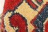 Kazak Red Hand Knotted 38 X 411  Area Rug 250-28630 Thumb 8