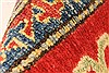 Kazak Red Hand Knotted 38 X 411  Area Rug 250-28630 Thumb 9