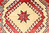 Kazak Red Hand Knotted 35 X 54  Area Rug 250-28631 Thumb 2