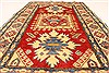 Kazak Red Hand Knotted 34 X 57  Area Rug 250-28646 Thumb 10