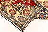 Kazak Red Hand Knotted 34 X 57  Area Rug 250-28646 Thumb 1