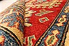 Kazak Red Hand Knotted 34 X 57  Area Rug 250-28646 Thumb 2