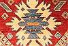 Kazak Red Hand Knotted 34 X 57  Area Rug 250-28646 Thumb 5