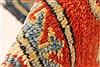 Kazak Orange Hand Knotted 38 X 411  Area Rug 250-28648 Thumb 8