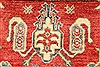 Kazak Red Hand Knotted 36 X 50  Area Rug 250-28649 Thumb 10