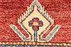 Kazak Red Hand Knotted 41 X 510  Area Rug 250-28650 Thumb 10