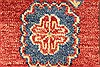 Kazak Red Hand Knotted 41 X 510  Area Rug 250-28650 Thumb 11