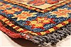 Kazak Red Hand Knotted 41 X 510  Area Rug 250-28650 Thumb 12