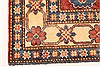 Kazak Red Hand Knotted 41 X 510  Area Rug 250-28650 Thumb 1