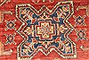 Kazak Red Hand Knotted 41 X 510  Area Rug 250-28650 Thumb 2
