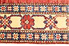Kazak Red Hand Knotted 41 X 510  Area Rug 250-28650 Thumb 3