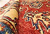 Kazak Red Hand Knotted 41 X 510  Area Rug 250-28650 Thumb 7