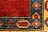 Kazak Red Hand Knotted 41 X 64  Area Rug 250-28651 Thumb 11