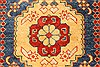 Kazak Red Hand Knotted 41 X 64  Area Rug 250-28651 Thumb 2