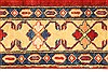 Kazak Red Hand Knotted 41 X 64  Area Rug 250-28651 Thumb 4