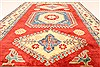 Kazak Red Hand Knotted 41 X 64  Area Rug 250-28651 Thumb 5