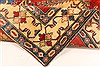 Kazak Red Hand Knotted 41 X 64  Area Rug 250-28651 Thumb 7