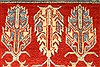 Kazak Red Hand Knotted 35 X 56  Area Rug 250-28652 Thumb 10