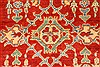 Kazak Red Hand Knotted 35 X 56  Area Rug 250-28652 Thumb 2