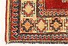 Kazak Red Hand Knotted 38 X 52  Area Rug 250-28653 Thumb 1