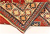 Kazak Red Hand Knotted 38 X 52  Area Rug 250-28653 Thumb 6