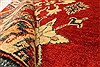 Kazak Red Hand Knotted 38 X 52  Area Rug 250-28653 Thumb 7