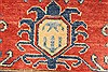 Kazak Blue Hand Knotted 310 X 54  Area Rug 250-28654 Thumb 9