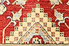 Kazak Red Hand Knotted 37 X 56  Area Rug 250-28664 Thumb 10